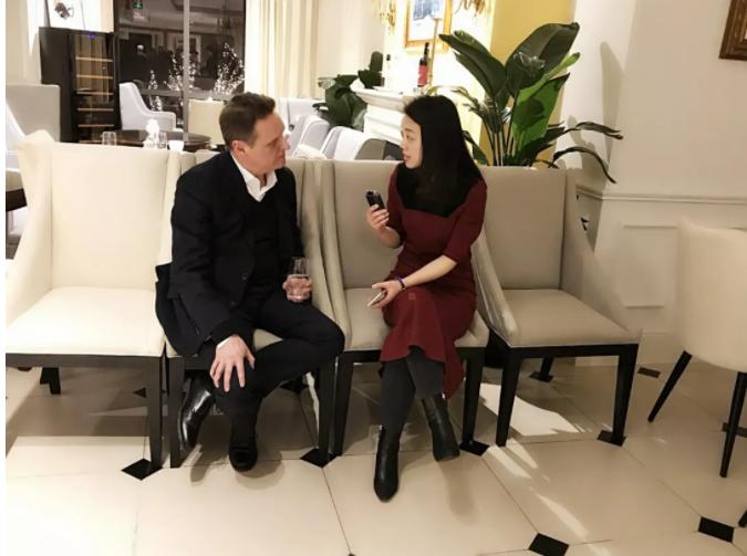 Regroup Digital Media市场总监 Scott Muir接受本台记者采访